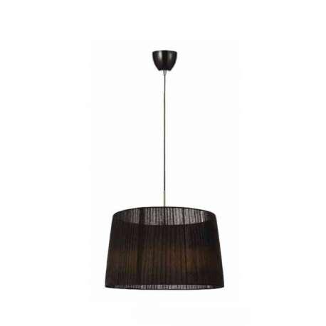 lampa wisząca UPPBO-FLEN czarna BZL
