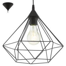 lampa wisząca 1x60W TARBES - duża ŻARÓWKA LED GRATIS!