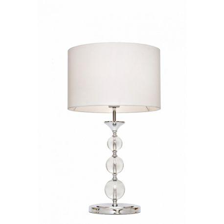 lampa stołowa REA biała BZL