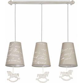 lampa wisząca PONY III