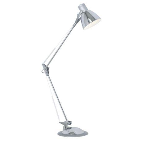lampa biurkowa TIME chrom