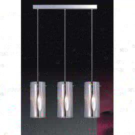 lampa wisząca TRIPLET potrójna - BZL