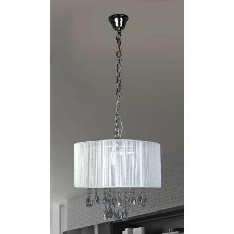 lampa wisząca ESSENCE biała