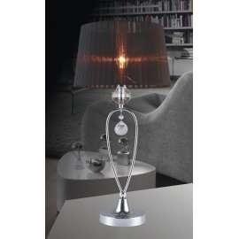lampa stołowa VIVIEN czarna - BZL