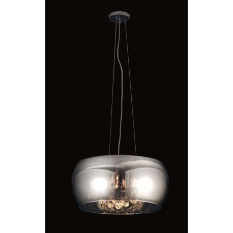 lampa wisząca MOONLIGHT 6xG9 szkło lustrzane