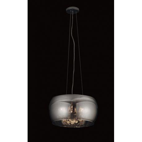 lampa wisząca MOONLIGHT 5xG9 szkło lustrzane