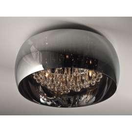 lampa sufitowa/plafon MOONLIGHT szkło lustrzane