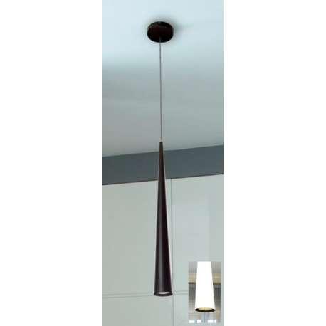 lampa wisząca SLIM biała 60cm