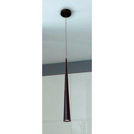 lampa wisząca SLIM czarna 100cm